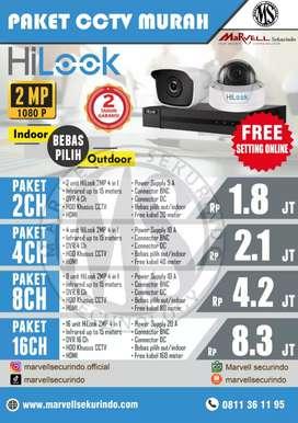 [KAMERA PENGINTAI] CCTV GOOD QUALITY  SIAP PASANG KE TEMPAT ANDA
