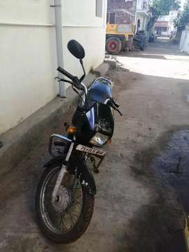Hero honda splendor +