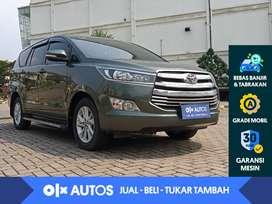 [OLX Autos] Toyota Kijang  Innova 2.4 V Solar A/T 2016 Hijau
