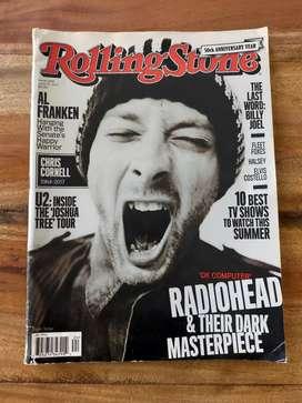 Majalah Rolling Stone USA 50th Year