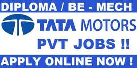 TATA MOTORS RECRUITMENT 2019 ONLINE APPLY