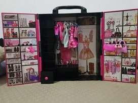 Lemari 1 set Barbie ori
