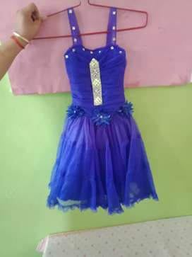 Fashionable baby frock