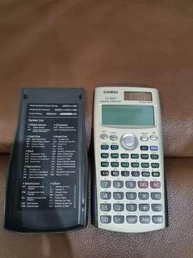 Kalkulator Financial CASIO FC-200V