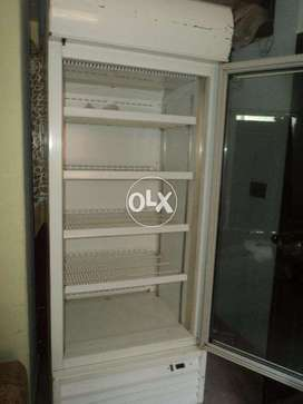 Display important Cooler or Chiller run condition 20 quebic feet
