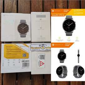Smartwatch Amazfit GTR 2e GTR2E Amoled GPS GTR 2 E Ori Resmi