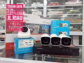 [PROMO] Kamera CCTV 4 Channel 4MP