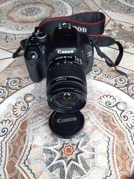 Canon 600d Muluss Murah Pemakaian Jarang