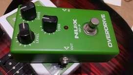 Efek Gitar NUX over drive OD 3.