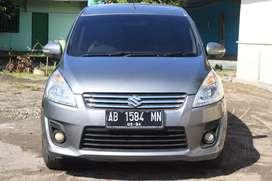 Suzuki Ertiga Th 2014 Type GL