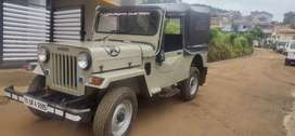 Mahindra Jeep 1993 Diesel Well Maintained, Mahindra DI, all new tyre,
