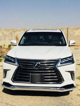 LEXUS LX570 SPORTS PLUS 2017