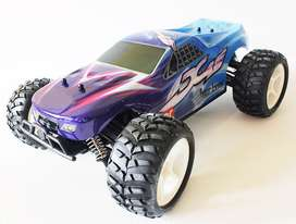 RC TR-V8 1/18 Monster truck Brushed With lipo RTR