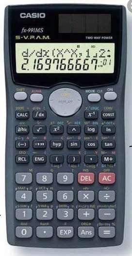 Scientific calculator for sell Casio brand