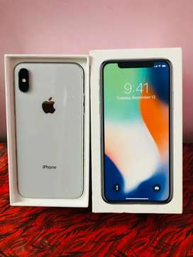 Apple iPhone x 256gb good condition