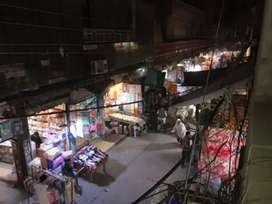 Shops are available for sale in ichra bazar