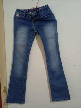 Celana jeans kids size 26