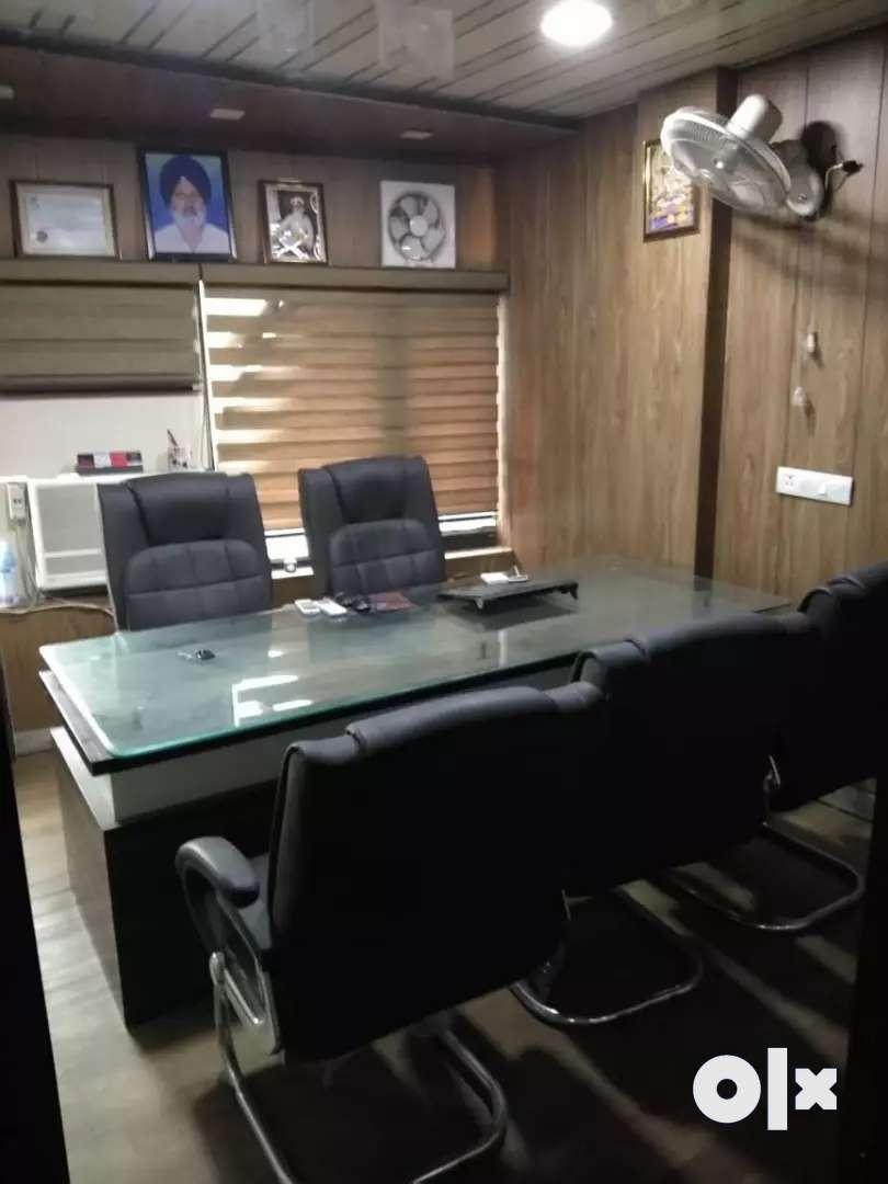 Office for rent ferozgandhi market and sarabha Nagar 0