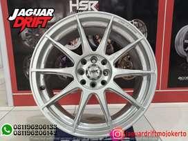 Pelek Mobil HSR R17 MODUNG Ring 17 Lebar 7,5 For City Estilo Brio Dll