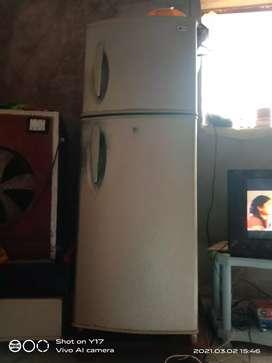 Lg need condition double door