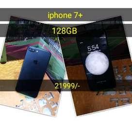 IPhone 7plus 128GB Excellent condition
