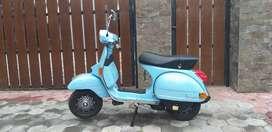 Vespa NewPX Baby Blue