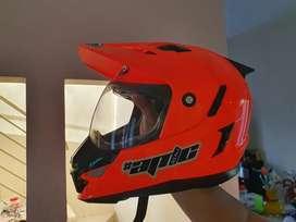 Helm MDS Fullface ukuran L