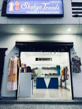 Need sales person for shop