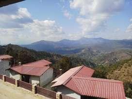 Ready to move in 2 bhk Duplex Villa in Ranikhet