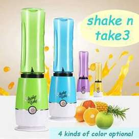 Blender And Juicer New Shake and Take (2TABUNG )