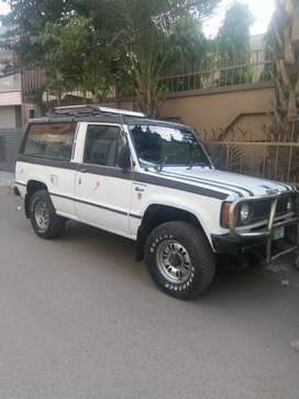 Exchange possible with Toyota 1988 and all car