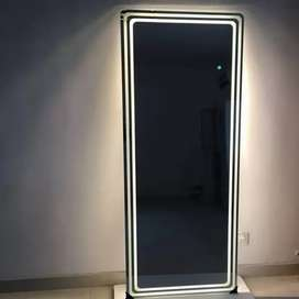 Dressing Mirror/ Dressing Mirror with LED lights and touch sensor