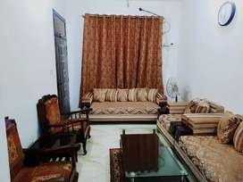 1 kanal uper portion 3 bed , 3 wash room, kitchen drawing, tv lounge