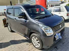 Suzuki Wagon R- Limited FX 2014 Model for Sale (Full Option)