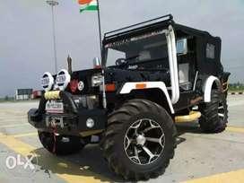 Panwar modified Jeep