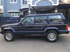 Cherokee XJ Limited 1996 Airbag Interior Original Pajak mulus