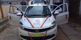 Car- Tata tiago Car for rent. New  condition