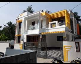Technopark 2 kms distance new house