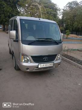 Tata Venture Fully Loaded 8 seater