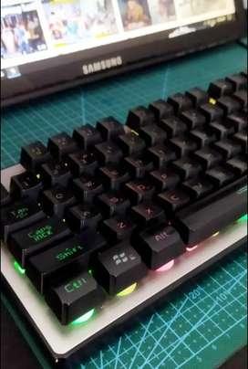 Keyboard RGB Digital Aliance K8 pc komputer