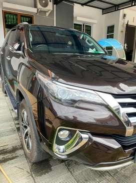 Toyota fortuner pm 2017