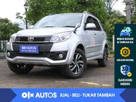 [OLXAutos] Toyota Rush 1.5 G A/T 2017 Silver