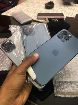 New iPhone 12 pro max 512GB with 1 year + warranty
