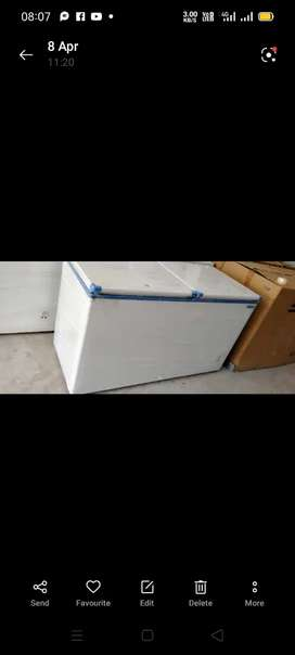 400 litre deep freezer blue Star