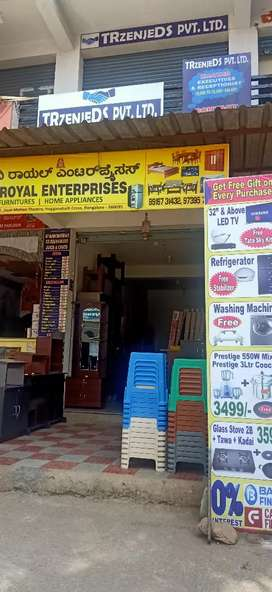 Shop for rented 250sqft 14000 rent and 3.5 lakh advanc