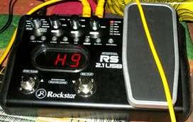 Rockstar Guitar Processor