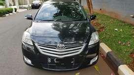 Toyota Vios G AT Keyless km 80000 asli service record, asuransi full