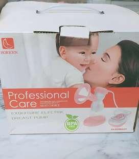 Breast pump elektrik merek Horigen (preloved)