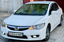 Honda Civic 1.8 V AT, 2012, CNG & Hybrids