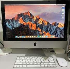 iMac 21.5-inch, Mid 2010 macOS Sierra